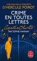 Couverture Crime en toutes lettres Editions Le Livre de Poche 2019