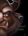 Couverture L'histoire de la bête Editions Disney Press 2014