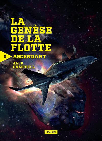 Couverture La génèse de la flotte, tome 2