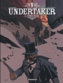 Couverture Undertaker, tome 5 : L'indien blanc Editions Dargaud 2019