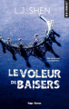 Couverture Le voleur de baisers Editions Hugo & cie (New romance) 2019
