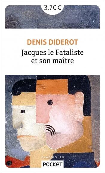 Couverture Jacques le fataliste / Jacques le fataliste et son maître