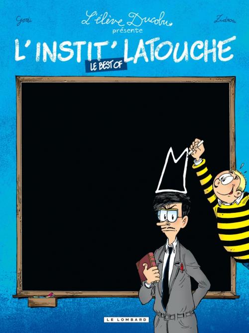 Couverture L'instit' Latouche, Le best of