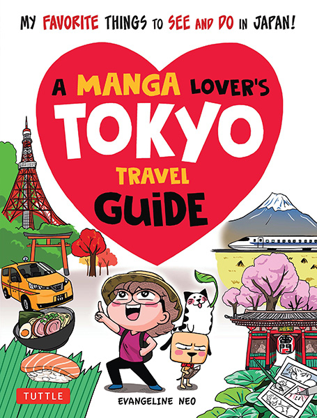 Couverture A Manga Lover's Tokyo Travel Guide