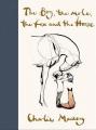Couverture L'Enfant, la Taupe, le Renard et le Cheval Editions Penguin books 2019