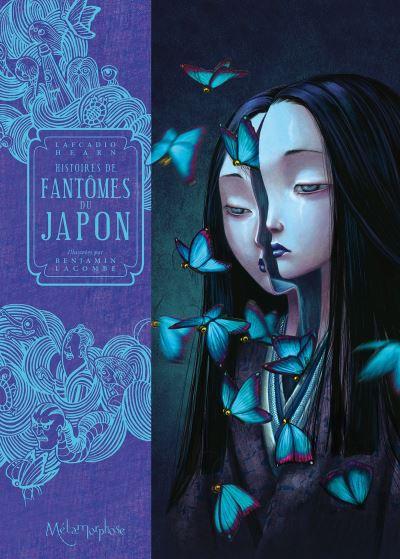 Couverture Histoires de fantômes du Japon