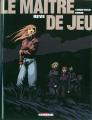 Couverture Le maître de jeu, tome 6 : Rêve Editions Delcourt (Machination) 2008
