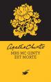 Couverture Mrs Mac Ginty est morte / Mrs McGinty est morte Editions Le Masque 2015