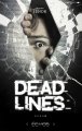 Couverture Dead Lines Editions Gulf Stream (Echos) 2019