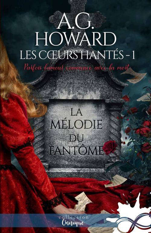 Couverture Les coeurs hantés, tome 1 : La mélodie du fantôme