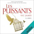 Couverture Les Puissants, tome 3 : Libres Editions Audiolib 2019