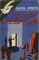Couverture Meurtre en Mésopotamie Editions Le Masque 2019