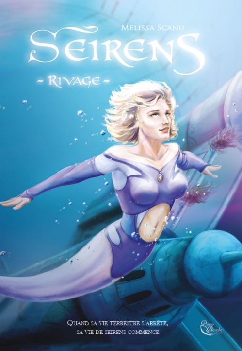Couverture Seirens, tome 1 : Rivage