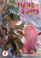 Couverture Made in Abyss, tome 7 Editions Ototo (Seinen) 2019