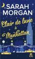 Couverture Clair de lune à Manhattan Editions Harlequin (&H) 2019