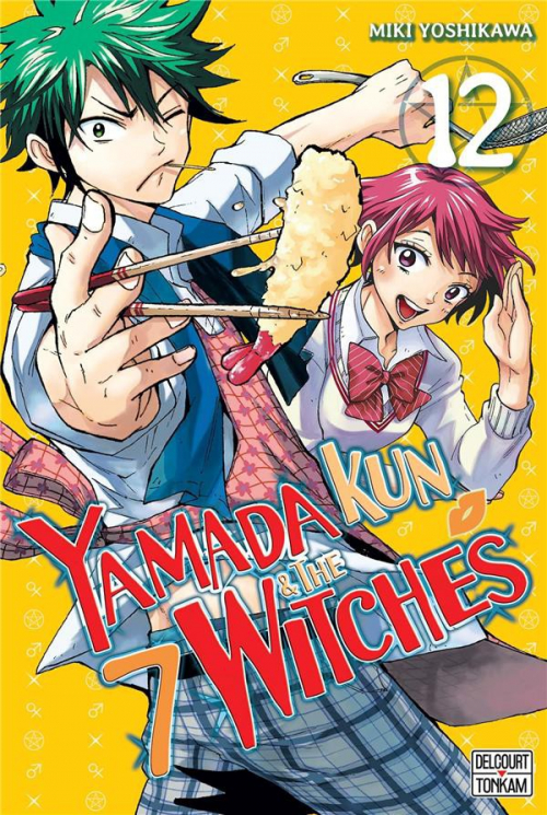 Couverture Yamada kun & the 7 witches, tome 12