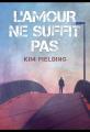Couverture L'amour ne peut pas Editions Dreamspinner Press 2017