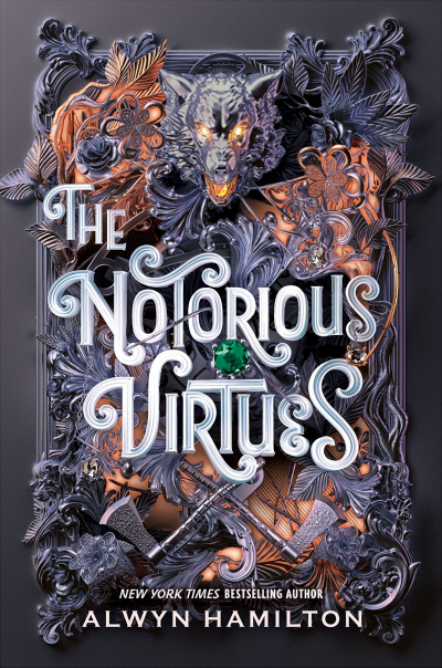 Couverture The Notorious Virtues