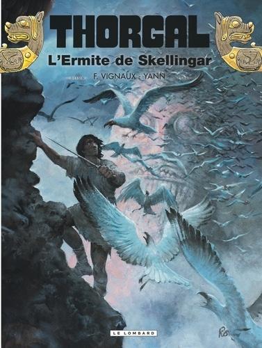 Couverture Thorgal, tome 37 : L'Ermite de Skellingar