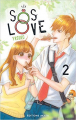 Couverture SOS Love, tome 2 Editions Akata 2018