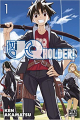 Couverture UQ Holder !, tome 01 Editions Pika 2014
