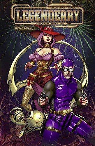 Couverture Legenderry, A Steampunk Adventure, tome 4