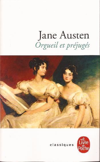 Couverture Orgueil et Préjugés / Orgueil & Préjugés