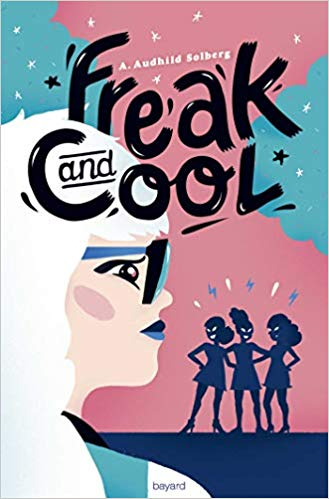 Couverture Freak and cool