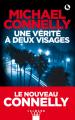 Couverture Une vérité à deux visages Editions Calmann-Lévy 2019