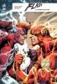 Couverture Flash Rebirth, tome 6 : La Guerre des Flash  Editions Urban Comics (DC Rebirth) 2019