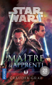 Couverture Star Wars : Maître & Apprenti Editions Pocket 2019