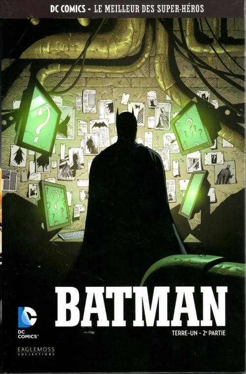 Couverture Batman : Terre-Un, tome 2