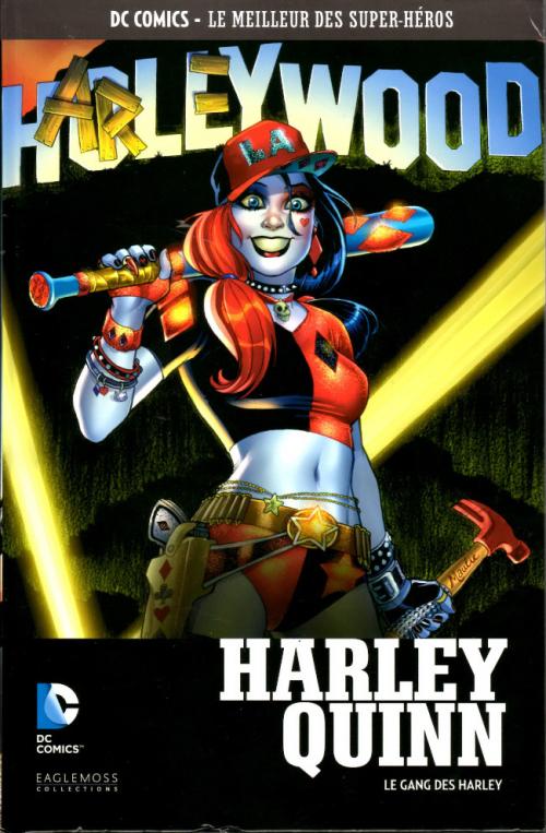 Couverture Harley Quinn (Renaissance), tome 4