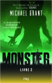 Couverture Monster, tome 2 Editions Pocket (Jeunesse) 2019