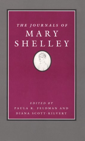 Couverture The Journals of Mary Shelley
