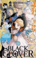 Couverture Black clover, tome 20 Editions Kazé (Shônen) 2019