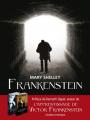 Couverture Frankenstein ou le Prométhée moderne / Frankenstein Editions Québec Amérique 2013