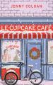 Couverture Le Cupcake café sous la neige Editions France Loisirs 2019