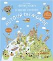 Couverture Le Voyage d'Henri Souris et Madame Crombie : autour du monde Editions Gründ 2019