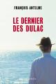 Couverture Le dernier des Dulac Editions Slatkine & Cie 2019