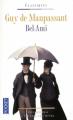 Couverture Bel-Ami Editions Pocket 2016