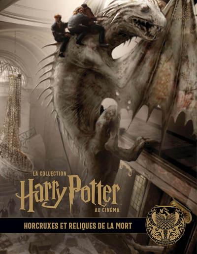 Couverture La collection Harry Potter au cinéma, tome 3 : Horcruxes et Reliques de la Mort