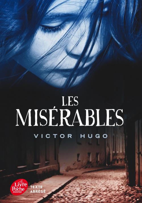 Couverture Les Misérables, abrégé