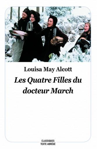 Couverture Les quatre filles du dr March / Les quatre filles du docteur March, abrégé