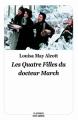 Couverture Les quatre filles du dr March / Les quatre filles du docteur March, abrégé Editions L'École des loisirs (Classiques abrégés) 2019