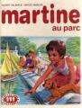 Couverture Martine au parc Editions Casterman (Farandole) 1967