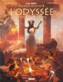 Couverture L'Odyssée (BD), tome 2 : Circé la magicienne Editions Glénat (La sagesse des mythes) 2019