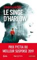 Couverture Lucas Dorinel, tome 1 : Le Singe d'Harlow Editions Hugo & cie (Poche - Suspense) 2019