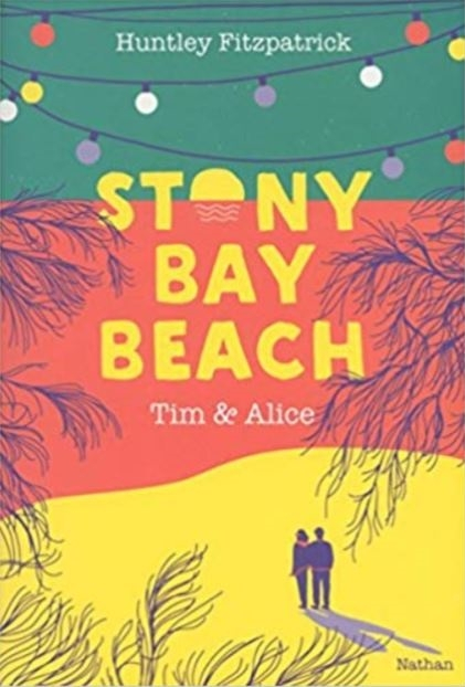 Couverture Stony bay beach : Tim & Alice