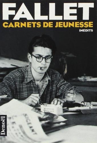 Couverture Carnets de jeunesse, tome 1 : 5 mars - 8 août 1947
